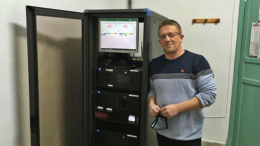 Un sistema pionero para adelantarse a posibles 'torrentadas'