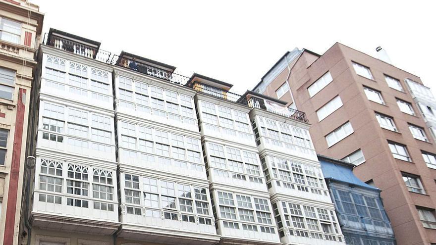 San Andrés y San Nicolás elevan el valor inmobiliario del área Rexurbe de Pescadería