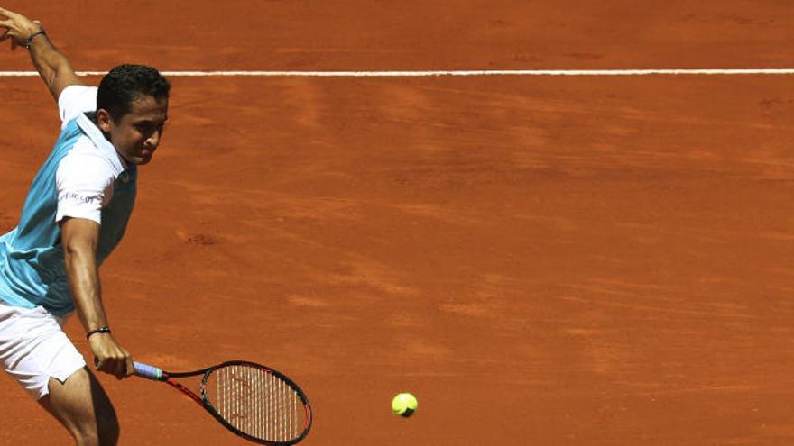 Almagro deja escapar vivo a Djokovic