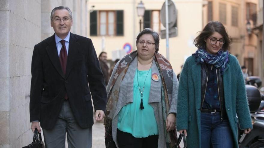 """Montse Seijas a la jueza: """"Quiero volver al Podemos de la gente"""""""