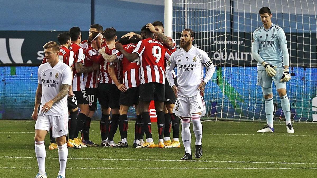 La final de la Supercopa enfrontarà Barça i Athletic