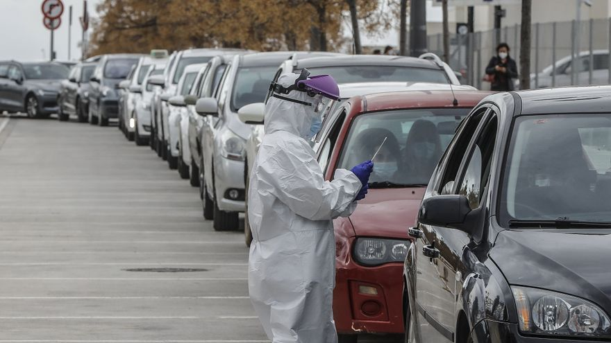 Un total de 120 municipios valencianos suman nuevos contagios durante esta semana