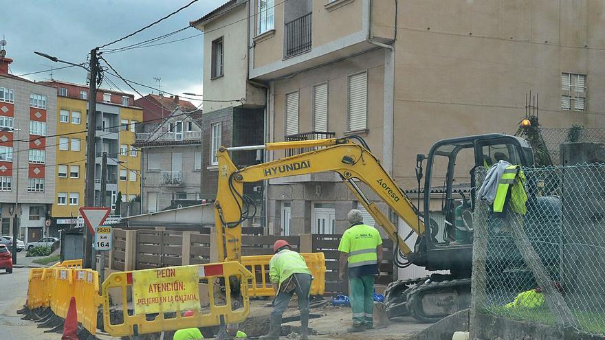 Galicia capea la caída de la obra pública con 2,4 millones al día, un 17% más que la media