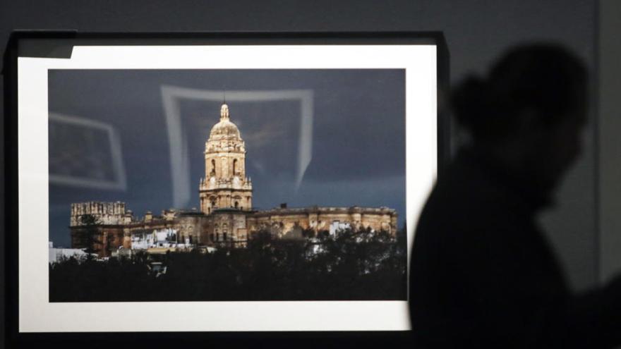 La Catedral de Málaga desde el ojo de Joaquín Berchez