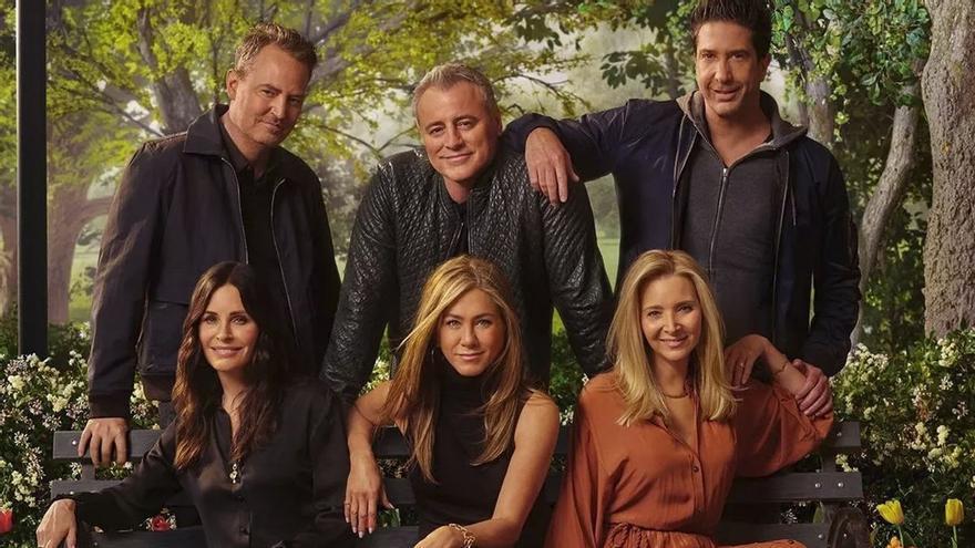 'Friends: The reunion': ¿Cuando formas una familia ya no necesitas a tus amigos?
