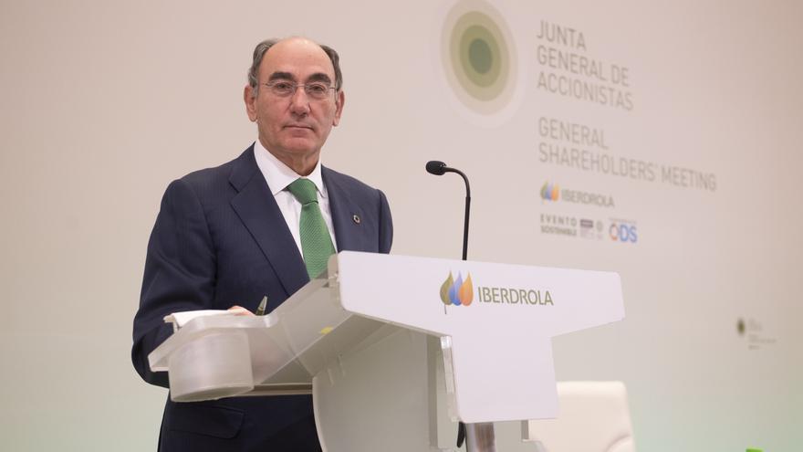 """Ignacio Galán: """"Batiremos nuestro récord inversor hasta los 17.000 millones en 2021 para consolidar la recuperación económica y el empleo"""""""