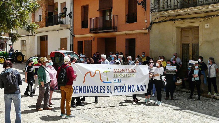Montesa presenta más de 1700 alegaciones al parque fotovoltaico