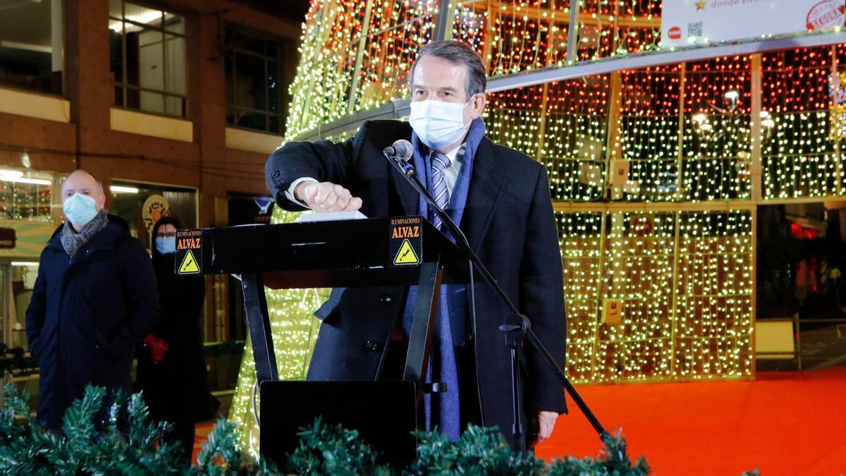 Vigo despide su Navidad COVID