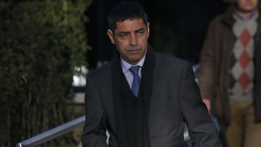 L'Audiència Nacional confirma el processament per sedició de Trapero, Laplana i l'excúpula d'Interior