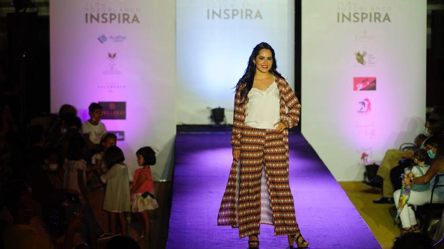 Una docena de empresas presentan su moda y productos en Pozoblanco Inspira