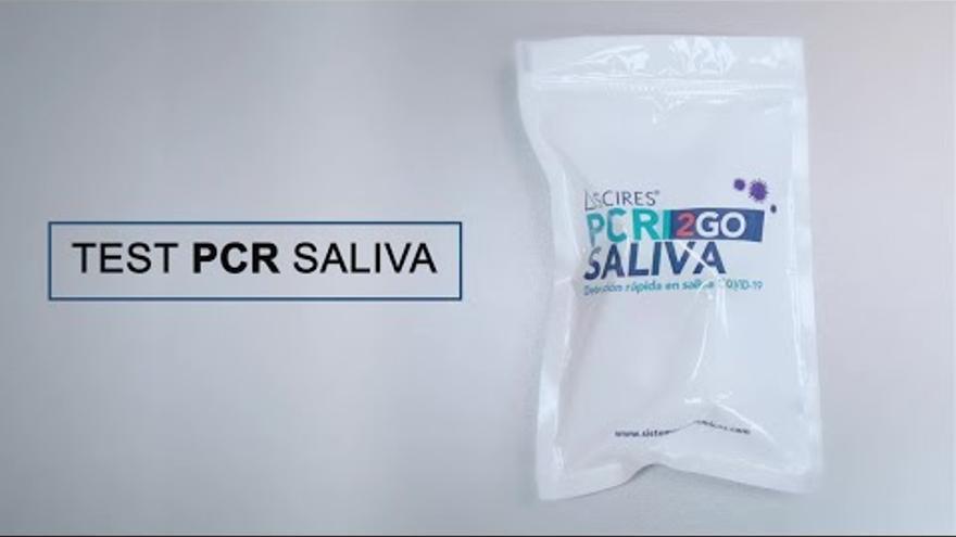 Así funcionan las nueva PCR Saliva de Ascires Grupo Biomédico
