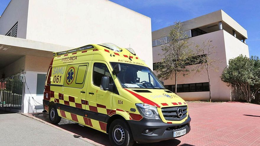 Da a luz en Ibiza con la ayuda del padre y las indicaciones telefónicas del 061