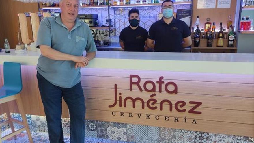 Rafa Jiménez Cervecería