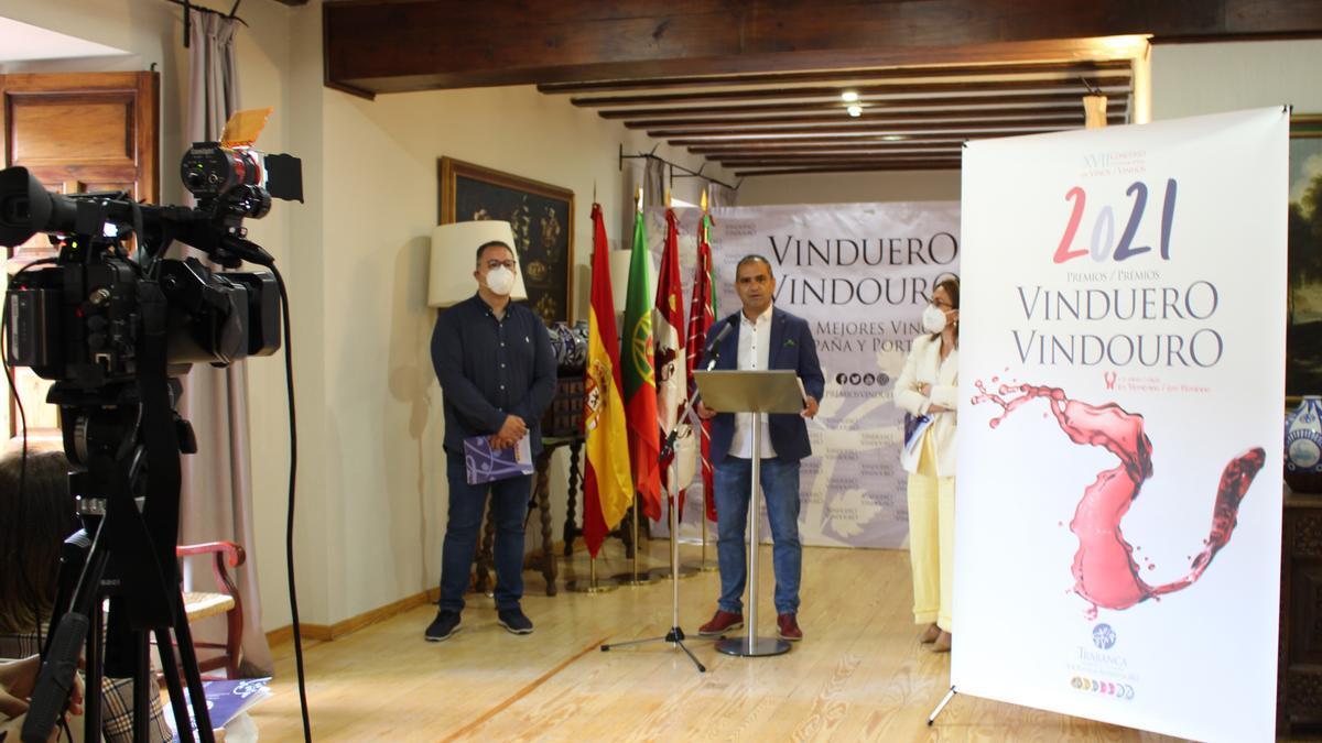 Presentación de la nueva edición de VinDuero-VinDouro