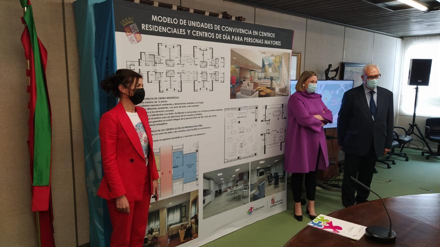 Primeros pasos de la nueva residencia de Zamora que contará con 200 plazas