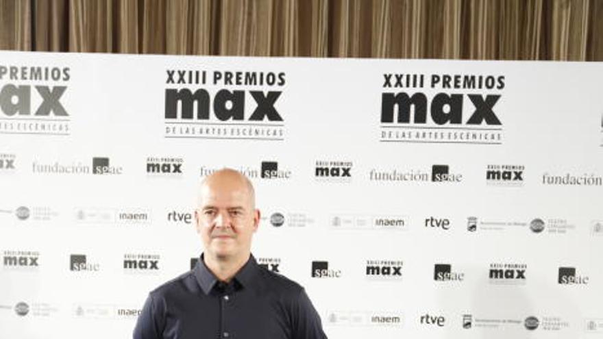 Photocall de los Premios Max de teatro 2020