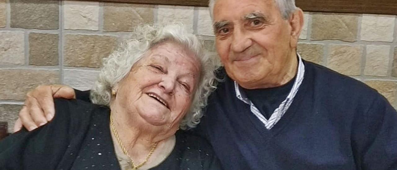 Ángela Mayor Puente y Miguel Ángel Granda Granda.  |  LNE