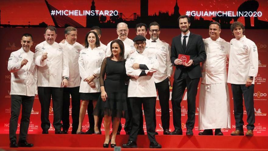 Quique Dacosta suma la segunda estrella Michelin para El Poblet