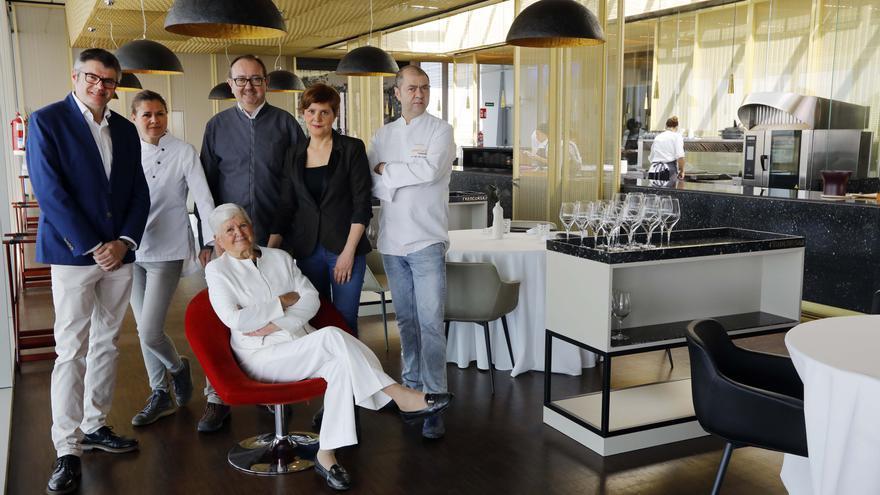 Fallece Loles Salvador, un referente de la cocina valenciana