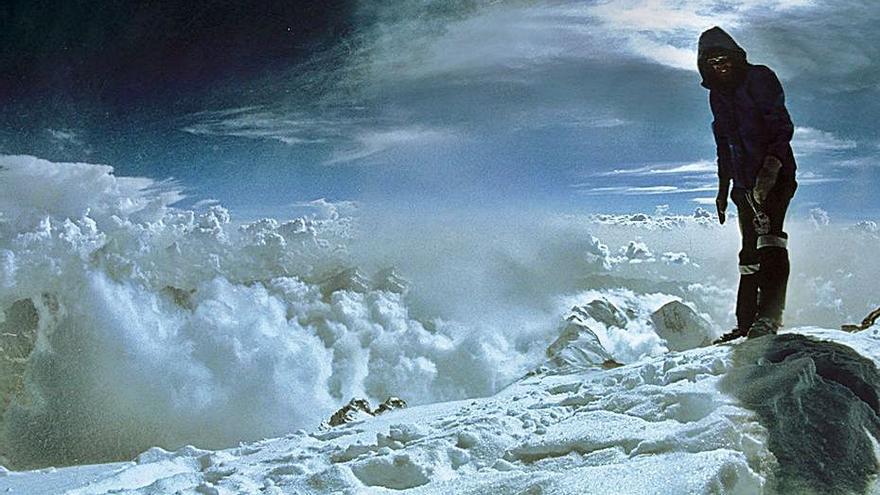 Reinhold Messner, las cimas del mundo