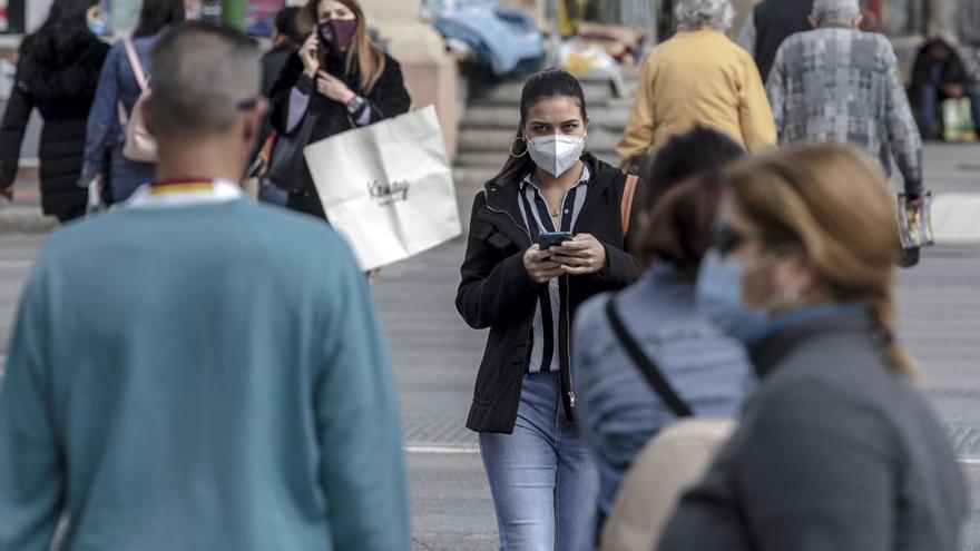 Coronavirus en Baleares: Febrero tumba la curva de contagios, pero se convierte en el tercer mes con más muertos