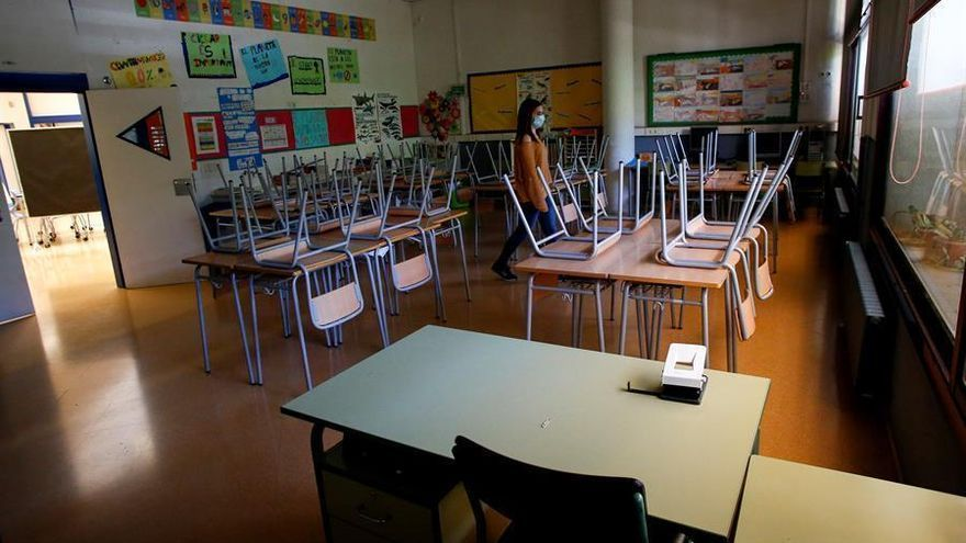 11 aulas de 10 centros educativos se encuentran en cuarentena