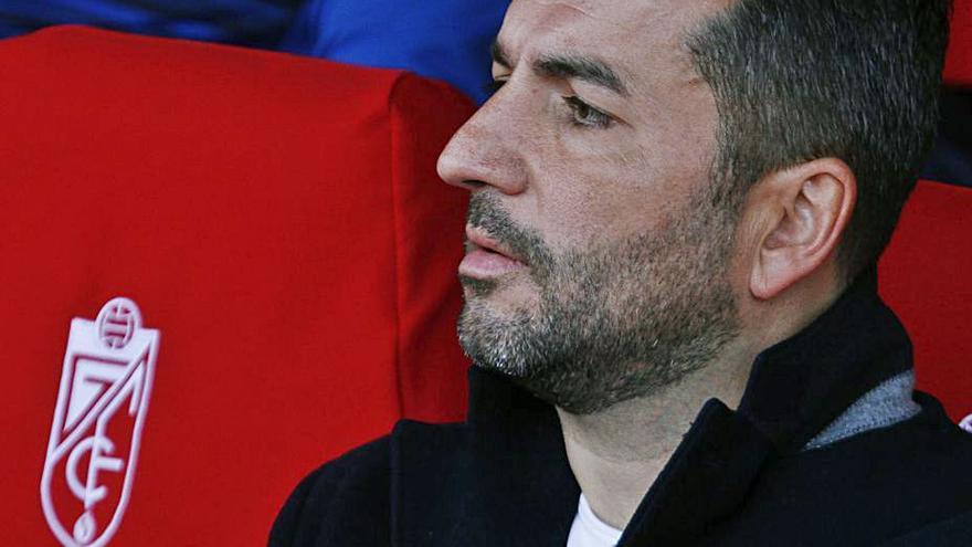 """Diego Martínez: """"Sabemos que el partido con el Celta va a ser muy exigente"""""""