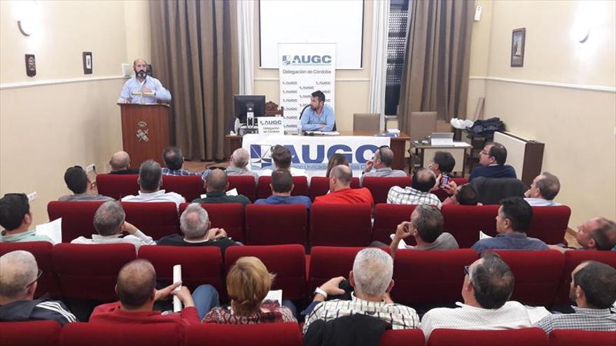 La AUGC celebra su asamblea anual