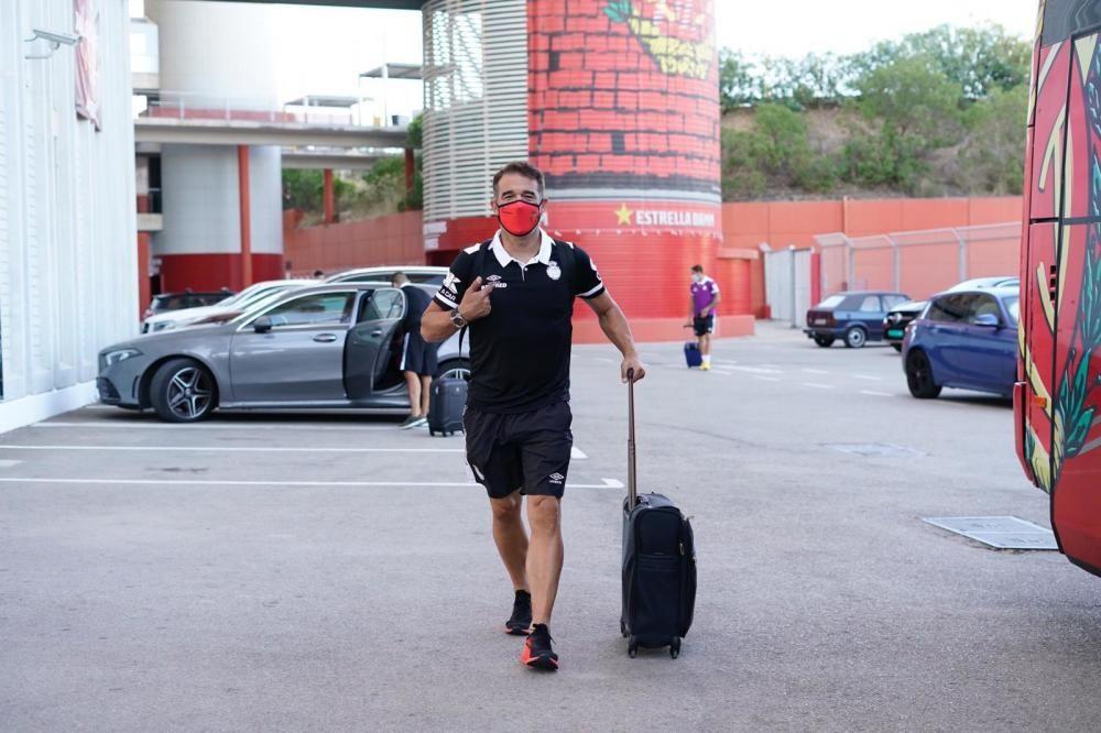 El Real Mallorca viaja a Murcia