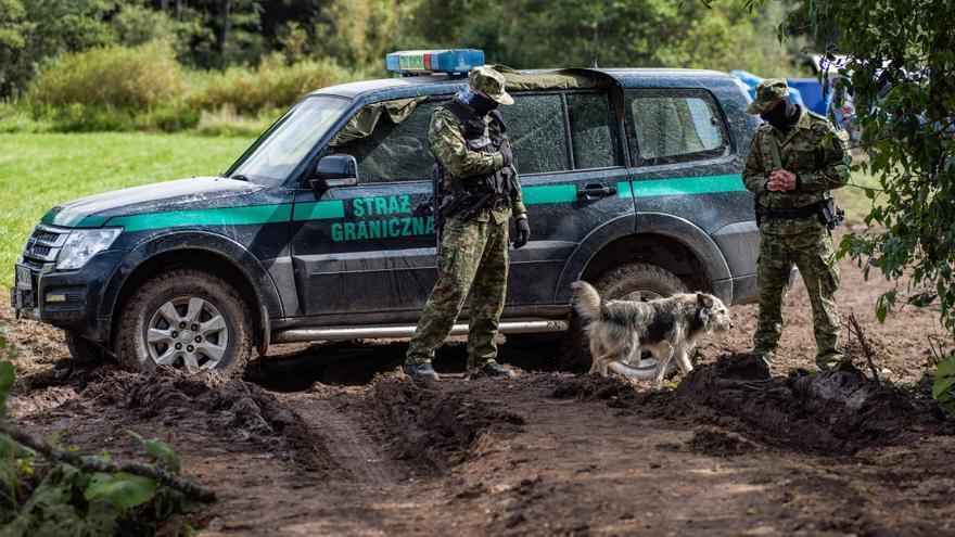 Polonia quiere construir una valla permanente en la frontera con Bielorrusia
