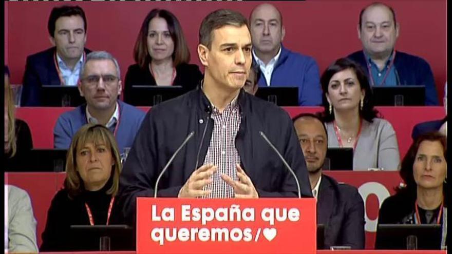 """Sánchez, a los trabajadores agrarios: """"Os vamos a ayudar"""""""