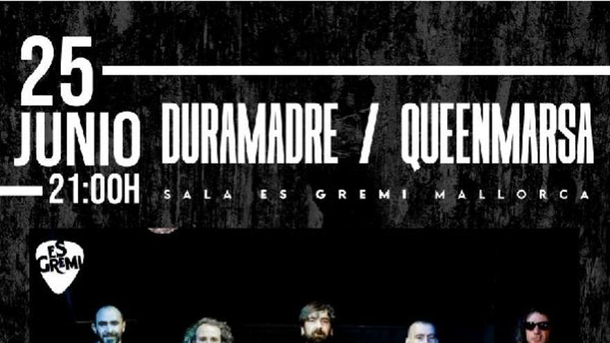 Duramadre + Queen Marsa