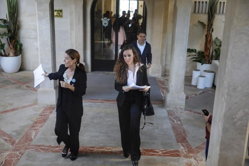 Muchos invitados se han alojado en el hotel Illa d'Or del Port de Pollença.