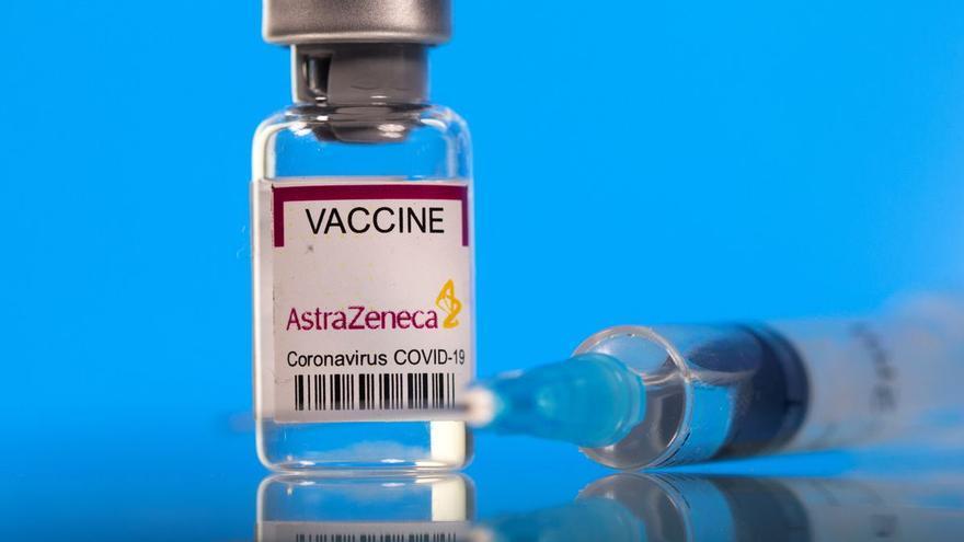 El Sergas notifica una posible reacción adversa a la vacuna de AstraZeneca en Vigo