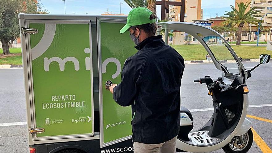 Vectalia extiende su servicio de reparto de última milla a cuatro ciudades