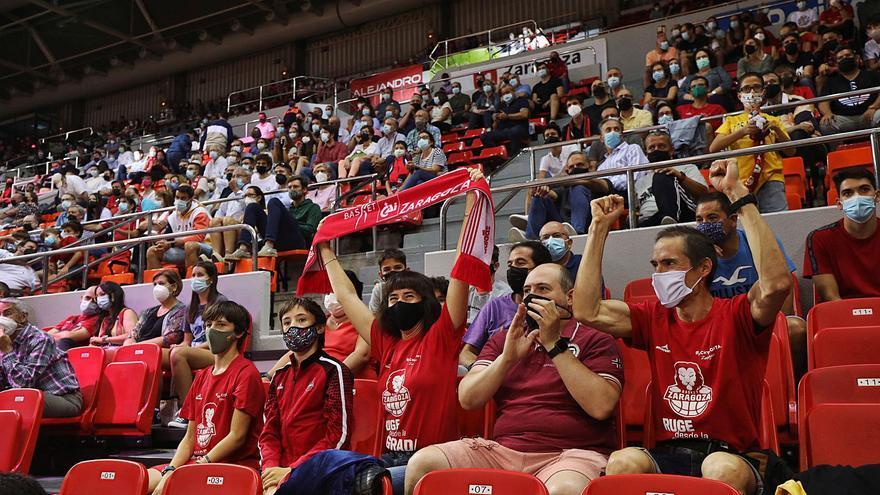 5.400 espectadores menos en los partidos del Casademont