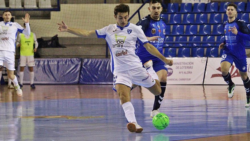 El Alzira FS se medirá a tres equipos de Primera para preparar el curso