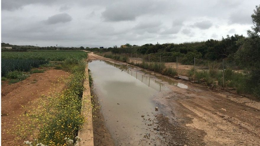 Persiste el riesgo de precipitaciones fuertes en las próximas horas en Castellón