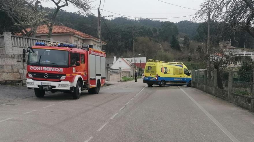 Herido grave el conductor de un tractor en Nantes