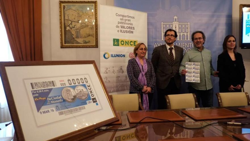 La ONCE vuelve a abrir su sede en Zamora diez años después del cierre