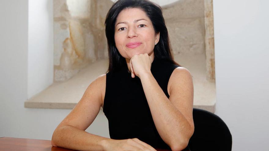 Yolanda Román, el rostro vigués de Uber