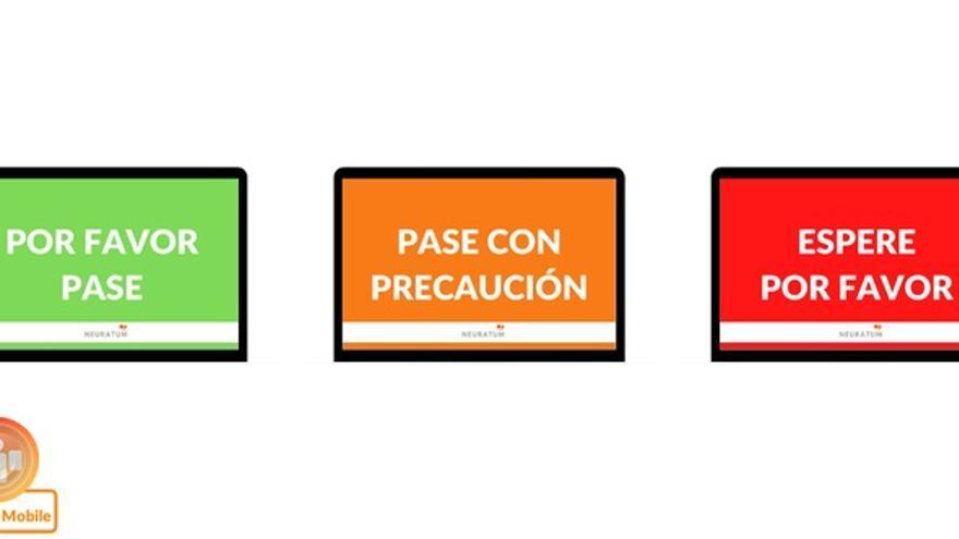 Una startup valenciana crea una aplicación gratuita para controlar aforos