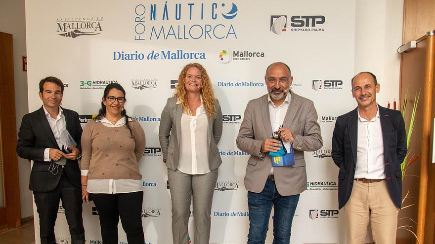 El sector náutico reivindica su papel como motor económico en Mallorca