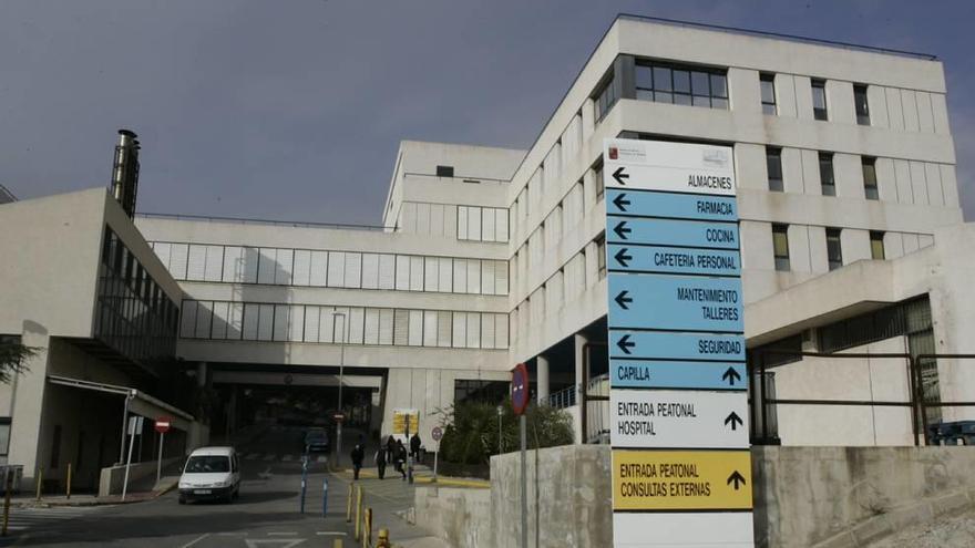 El Rafael Méndez traslada a pacientes críticos a otros hospitales ante la saturación