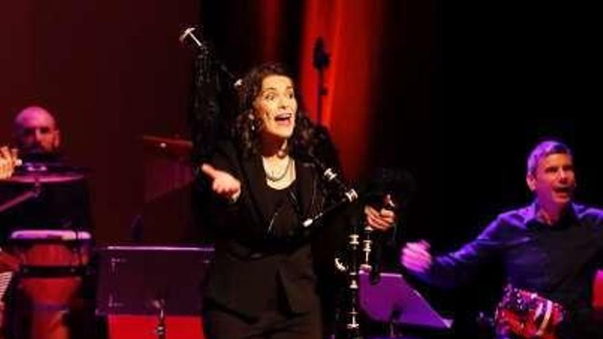 Cristina Pato culmina su gira por EEUU con el proyecto musical Silk Road Ensemble