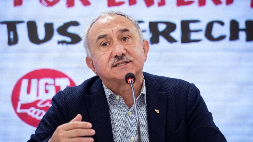 UGT urge negociar ya la subida del salario mínimo a 1.000 euros en 2021