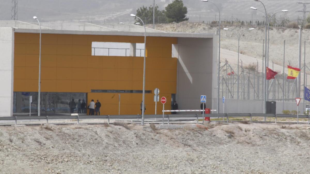 Cárcel de Campos del Río.