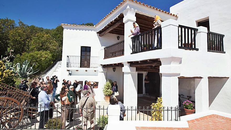 Teatro, humor y música en las 'Nits de Museu' de Can Ros en Ibiza