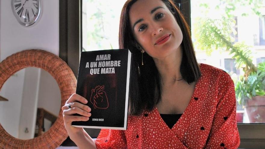 'Amar a un hombre que mata', nueva novela de Sonia Rico