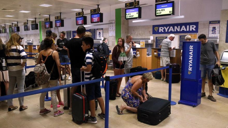 L'aeroport de Girona-Costa Brava frega el milió i mig de passatgers en tot el 2018